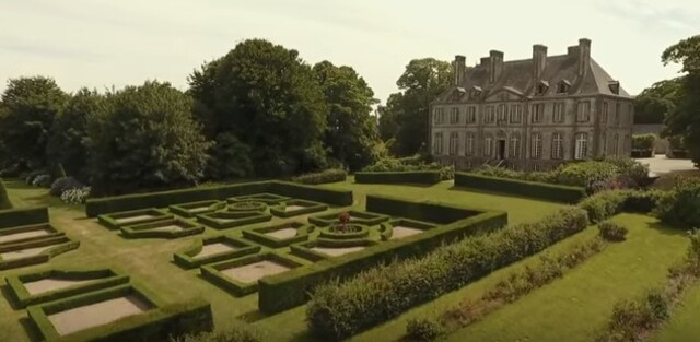 Jardin Jardinier : Jardins de Normandie : le parc et jardins de Carneville
