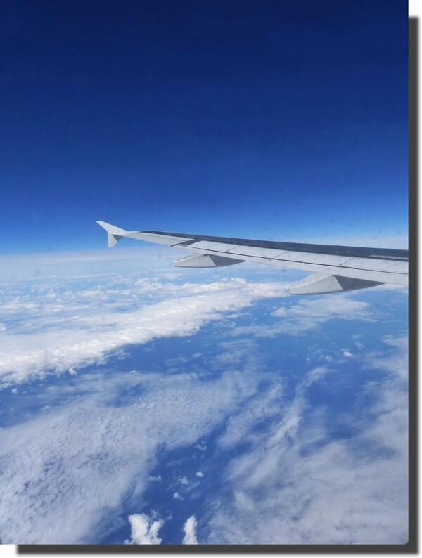 ...qui n'avait jamais pris l'avion...