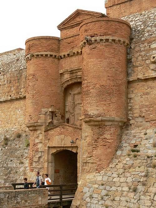 La porte de l'Espagne