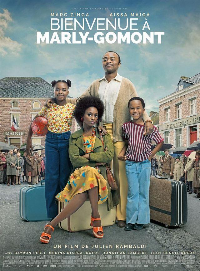 Bienvenue à Marly Gaumont