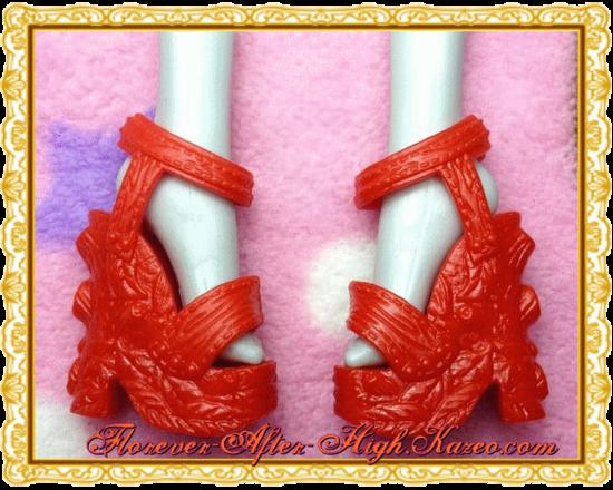 Cedar Shoes