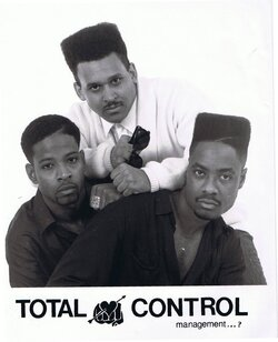 TOTAL CONTROL - SWING IT (EP UNRELEASED 1993)