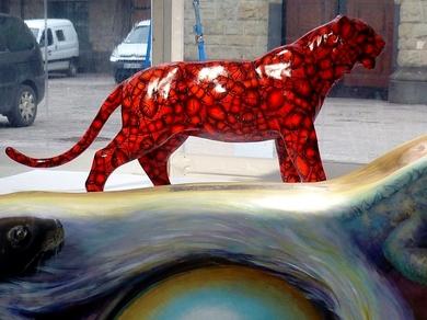 Metz / Tigres dans la ville - Zoo d'Amnéville...