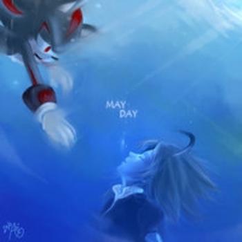 SONIC_shadmaria_mayday_by_Ari1020