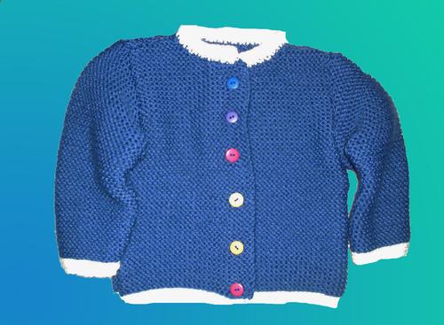 Voici un tricot fini