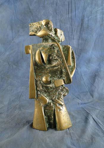 Tamba Ndembe, sculpteur