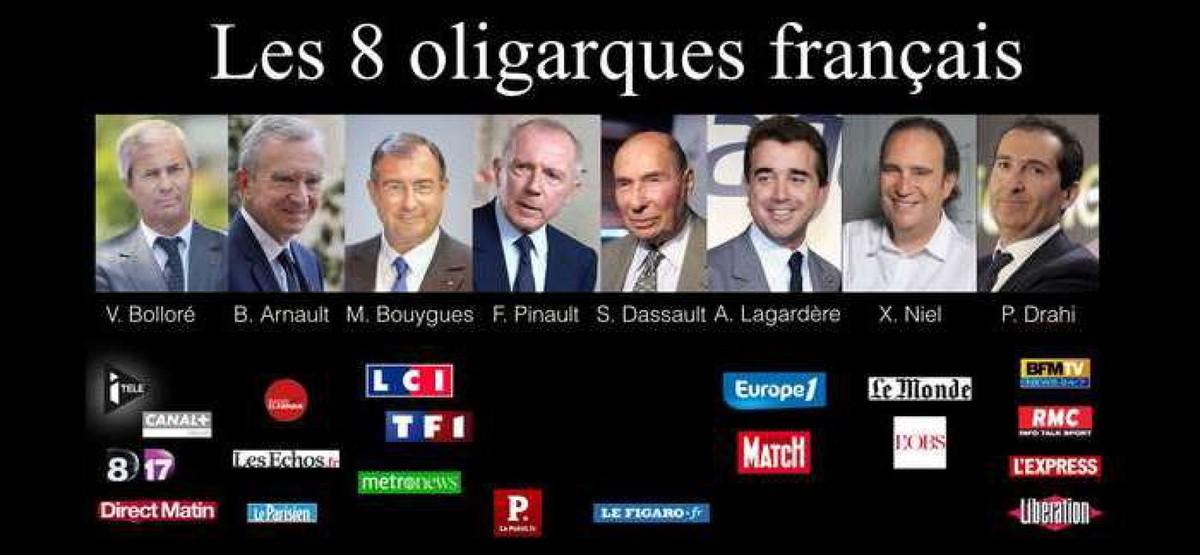 8 oligarques parmi 40...