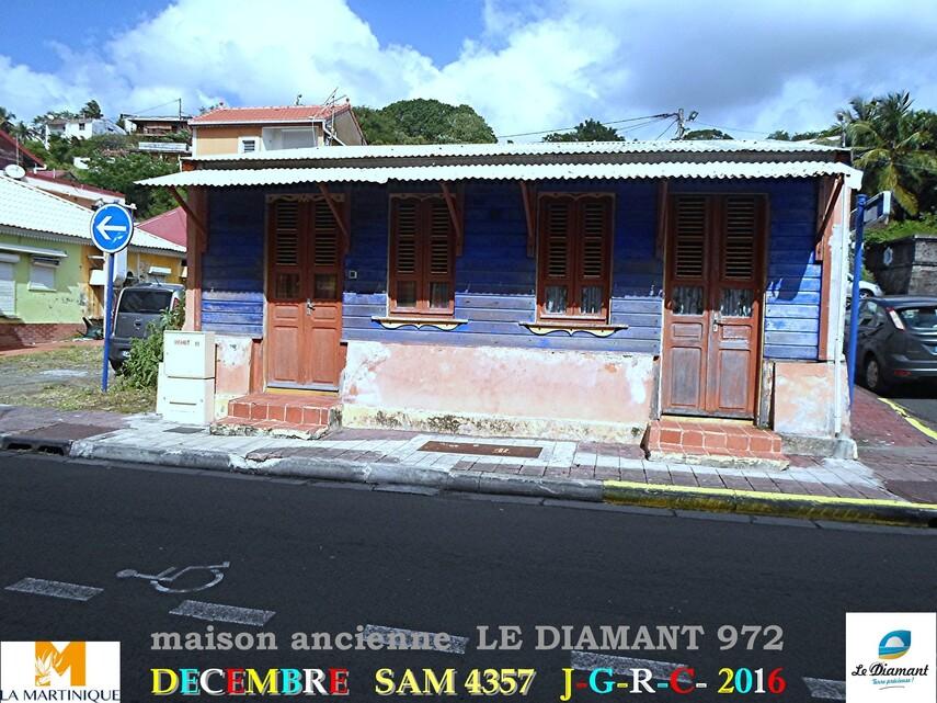 VACANCES MARTINIQUE   LE DIAMANT  2/2     D    12/05/2017