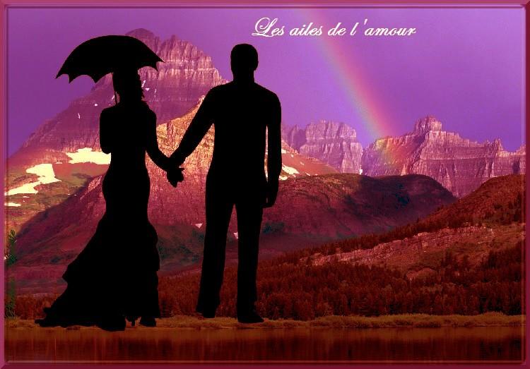 """Défi """"Les ailes de l'amour"""""""