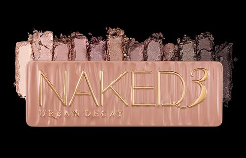 Calendrier De L'Avent #14: idée cadeau - Palette Naked 3 D'Urban Decay