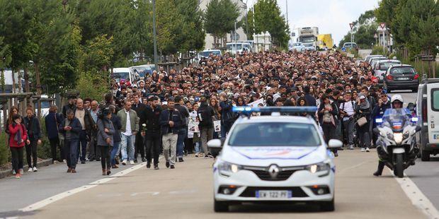 La passagère de la voiture dont le conducteur a tué un enfant à Lorient a été mise en examen et écrouée vendredi.