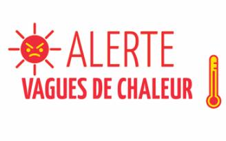 Fortes chaleurs : la préfecture appelle à la vigilance