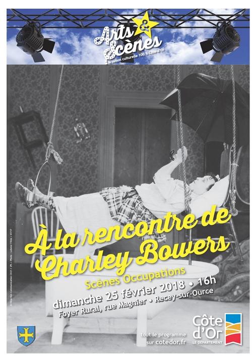 Une après-midi avec Charley Bowers, proposée par l'association ARCE de Recey sur Ource