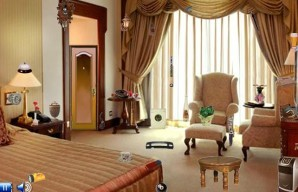 Hotel rooms - Hidden objects