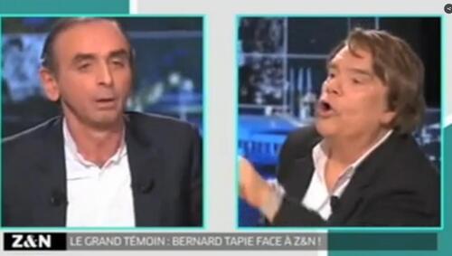 Je   ne  vais   pas   pleurer  pour   Bernard Tapie  et   son   épouse