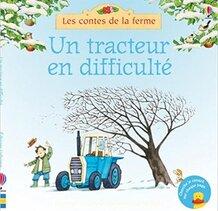 Un tracteur en difficulté