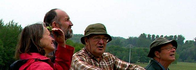Marc Langlois et Michel Félix