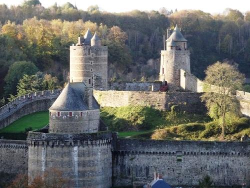 Fouzères en Bretagne (photos)