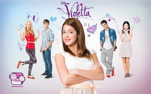 Fonds d'écrans Violetta