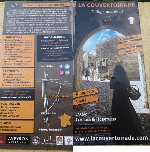 "Village médiéval de "" La Couvertoirade""(12)"
