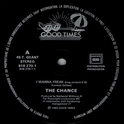 The Chance - I Wanna Freak