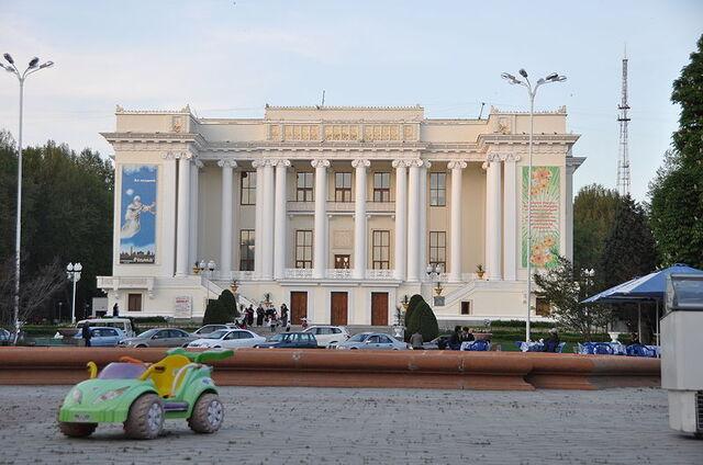 Blog de lisezmoi : Hello! Bienvenue sur mon blog!, Le Tadjikistan : Douchanbé