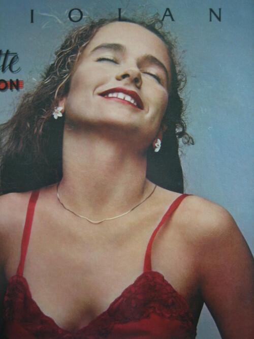 LARSON, Nicolette - Lotta Love.   Musique