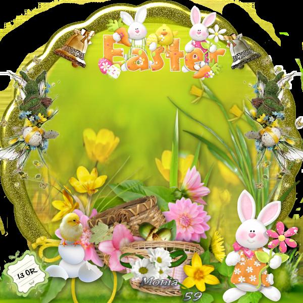 Création Pâques
