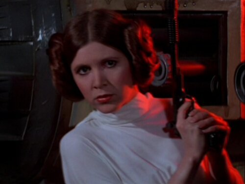 Femmes en science-fiction : Star Wars, un nouvel espoir ? (1)