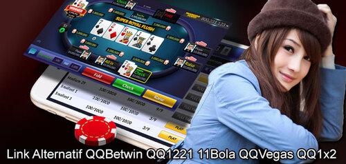 Link Alternatif QQBetwin QQ1221 11Bola QQVegas QQ1x2