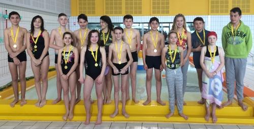Résultats Water-Polo et Triathlon mercredi 16 mars