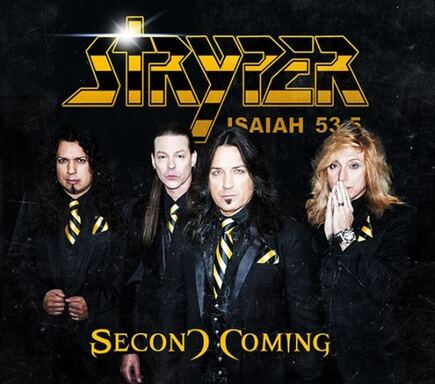 Stryper - Second Coming (2013)