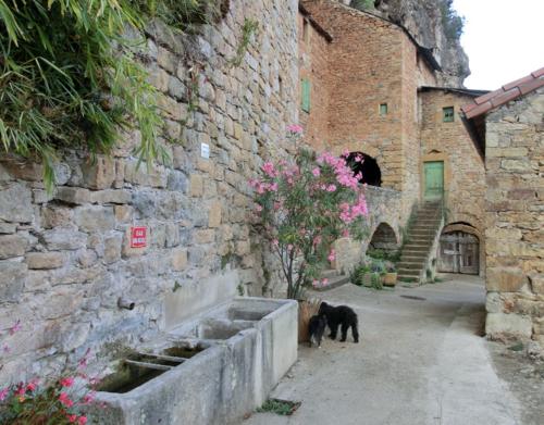 Aveyron -Comprégnac