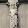 reims cathédrale vierge et l'enfant