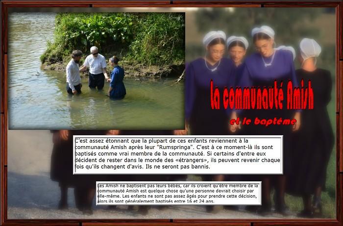 La communauté Amish 2/3