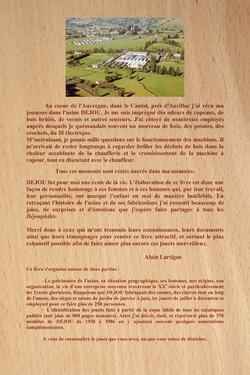L140 Les jouets DEJOU (A.LARTIGUES) 2009