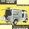 La gamme 850 et 1200 Kg - Septembre 1955