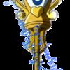 clé d\'or aquarius