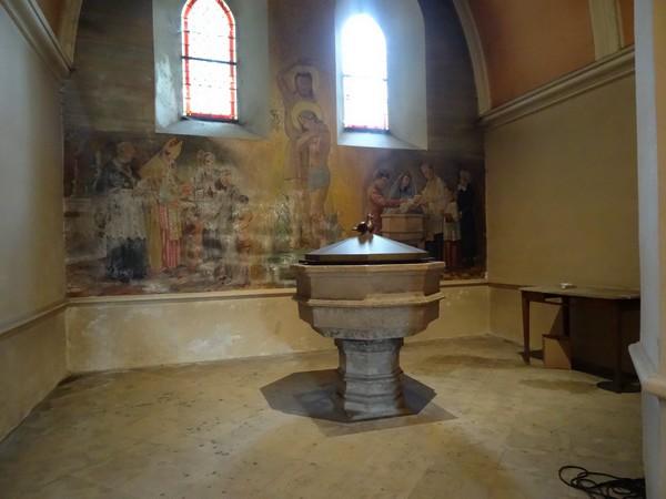 L'église Sainte-Urse de Montbard