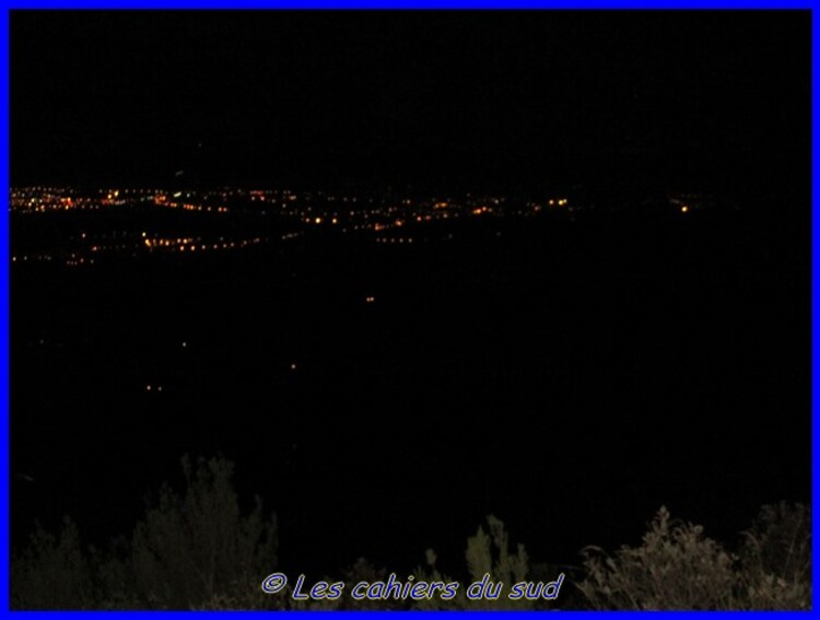Grand Vallon de Lascours, rando nocturne.