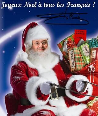 Hollande Noel