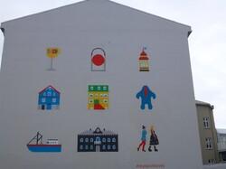 De Geirshlið à Reykjavík