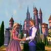 Les amoureux devant le palais