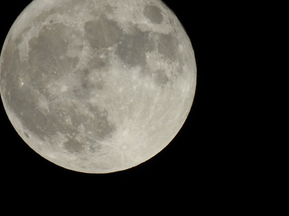 Madame la Lune du 14 novembre 2016...