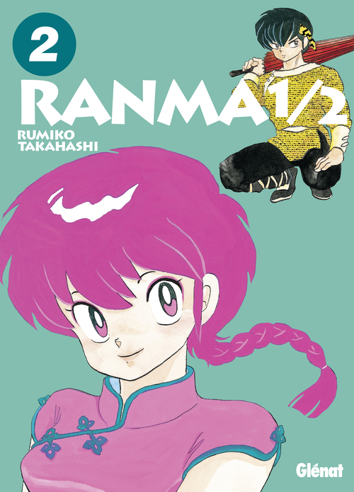 Ranma 1/2 perfect edition - Tome 02 - Rumiko Takahashi