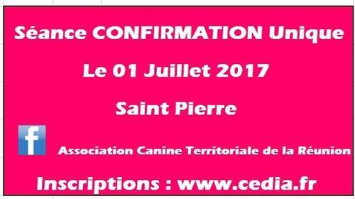 DOUBLE EXPOSITION C.A.C.S / C.A.C.I.B SAINT PIERRE 01 & 02 JUILLET 2017