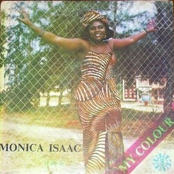 Monica Isaac - My Colour - Complete LP