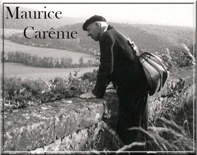 13 janvier 1      :  mort de Maurice Carême