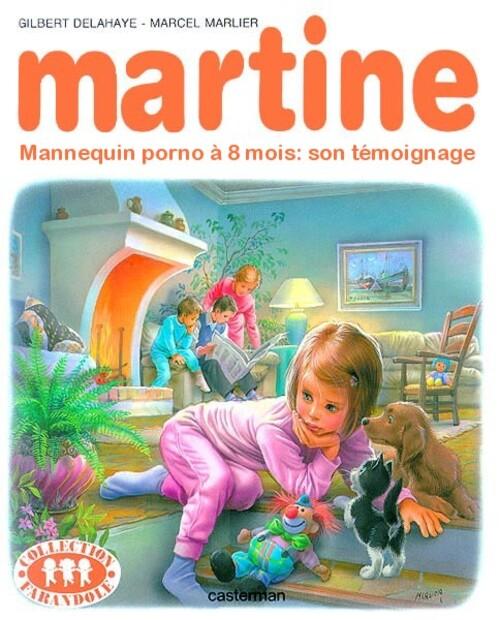 Mes conneries avec Martine