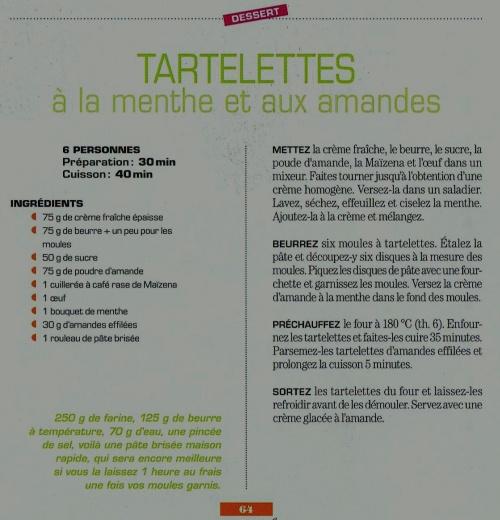 ♥ Tartelettes ♥
